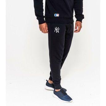 Pantalón largo azul marino Track Pant de New York Yankees MLB de New Era