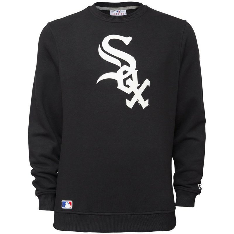 sudadera-negra-crew-neck-de-chicago-white-sox-mlb-de-new-era