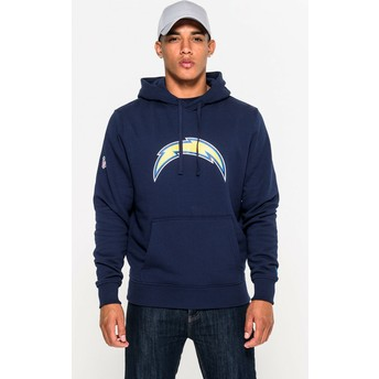 Sudadera con capucha azul Pullover Hoodie de San Diego Chargers NFL de New Era