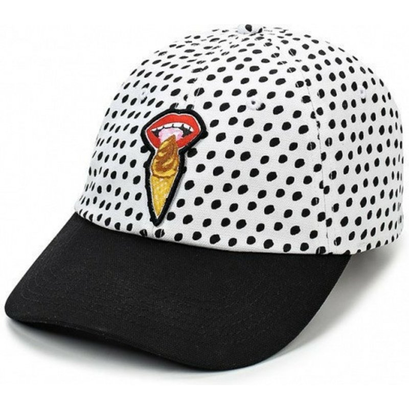 gorra-curva-blanca-kendra-court-side-scream-de-vans