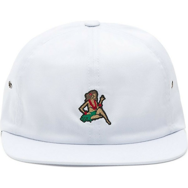 gorra-plana-blanca-ajustable-just-waving-jockey-de-vans