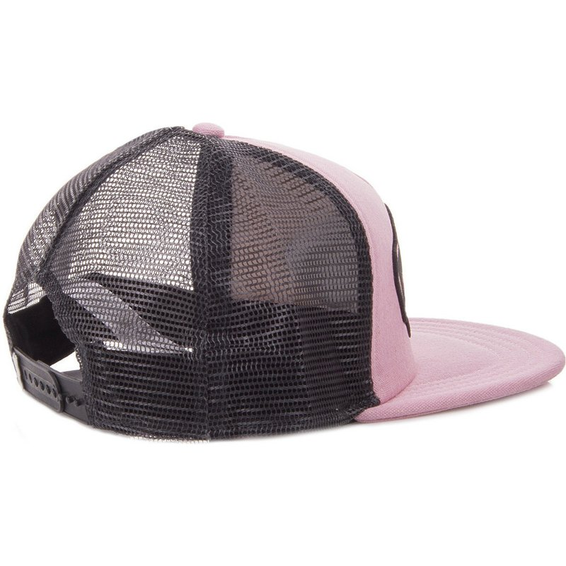 Gorra trucker rosa palo Beach Girl de Vans  comprar online en Caphunters dbb8412c15f
