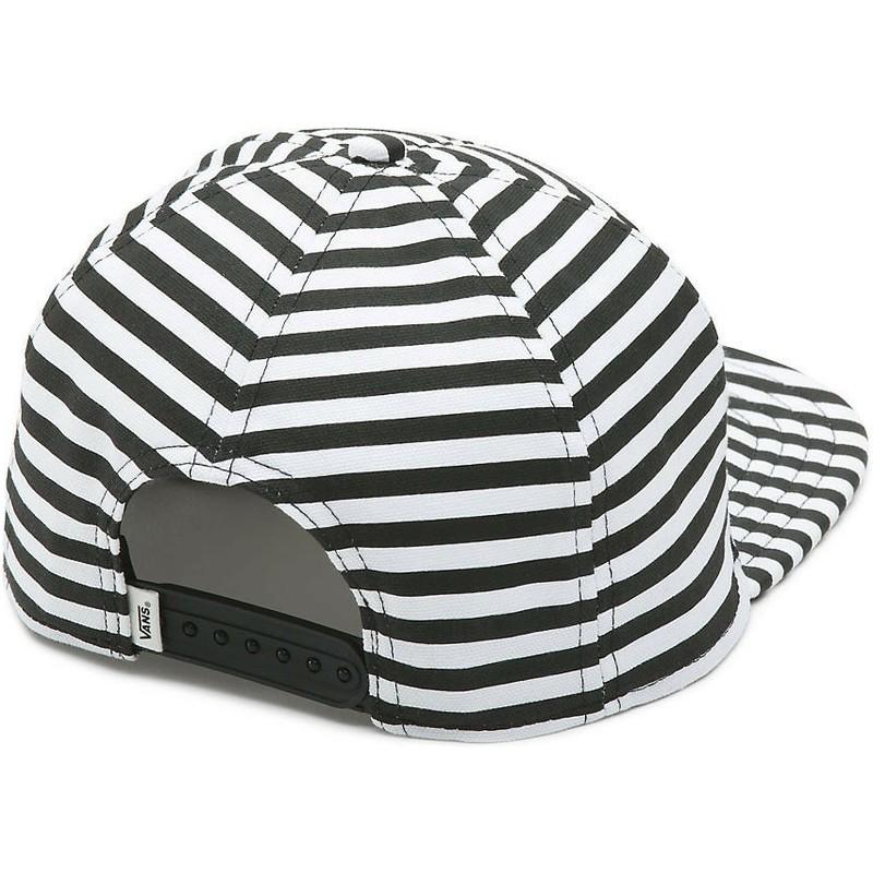 gorra vans blanca y negra Online   Hasta que 40% OFF descuento 2102bc3a787