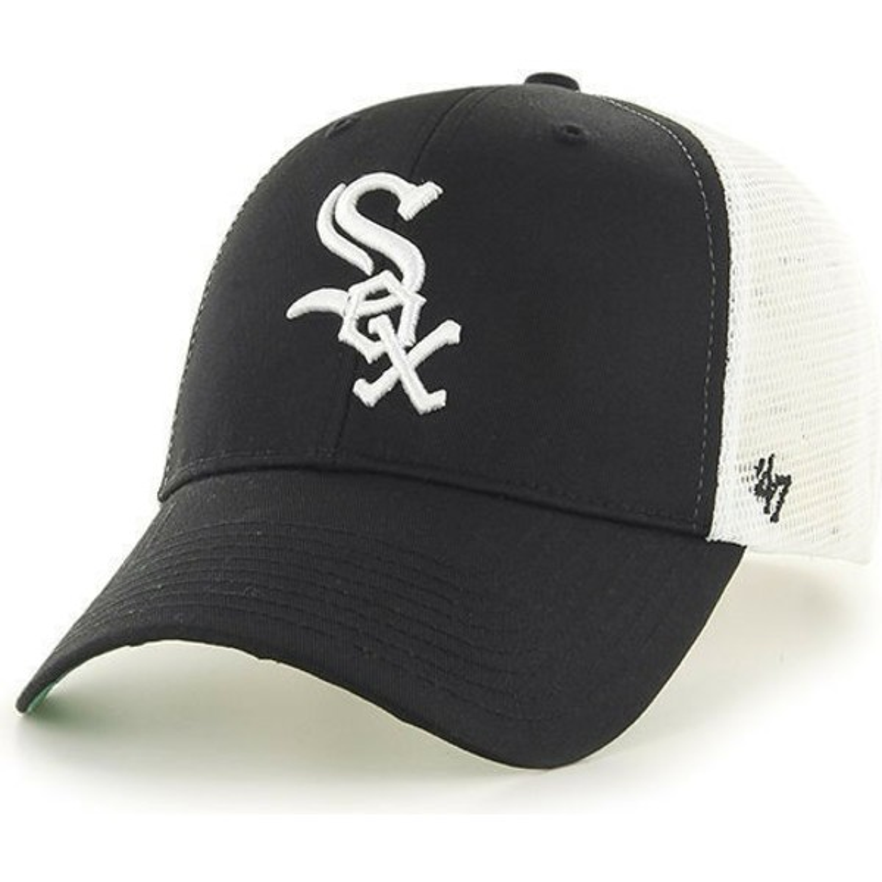 Gorra trucker negra de Chicago White Sox MLB de 47 Brand  comprar ... 6fdf634c29d