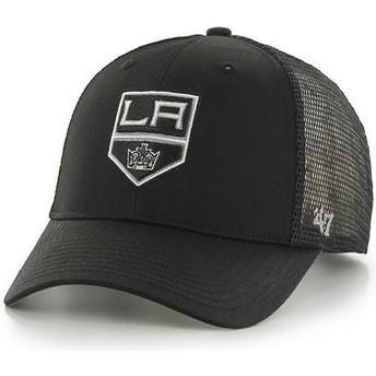 Gorra trucker negra de Los Angeles Kings NHL MVP Branson de 47 Brand 8a666dbbd7d
