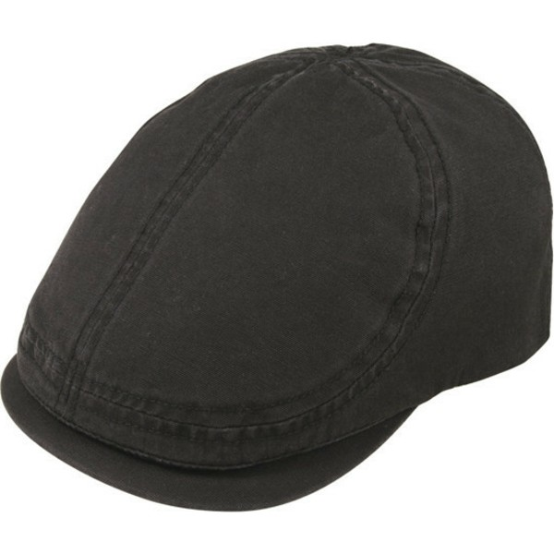 Boina negra Ari de Goorin Bros.  comprar online en Caphunters 9e2e7d44e6b