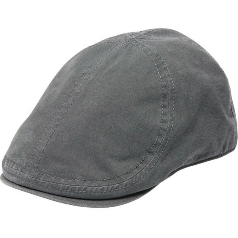 Boina gris Ari de Goorin Bros.  comprar online en Caphunters d3ad8f328c3
