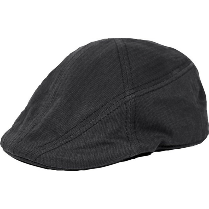 Boina negra Burbank de Goorin Bros.  comprar online en Caphunters 61de03b01ce