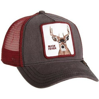 Gorra trucker marrón ciervo Fever de Goorin Bros.