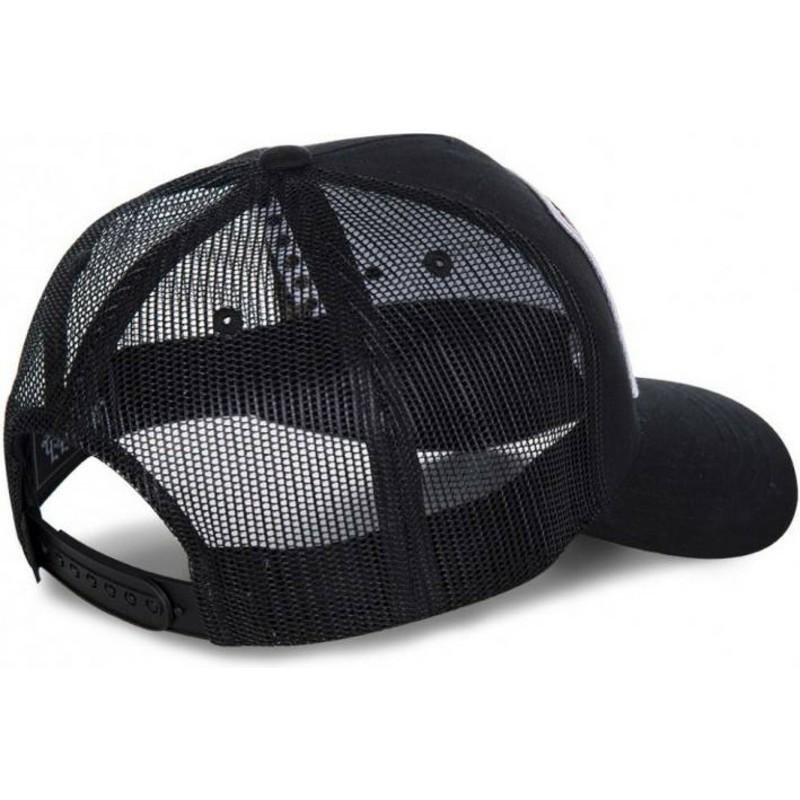 Gorra curva negra ajustable BLACKY1 de Von Dutch: comprar
