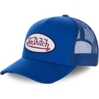 Gorra trucker azul FRESH02 de Von Dutch