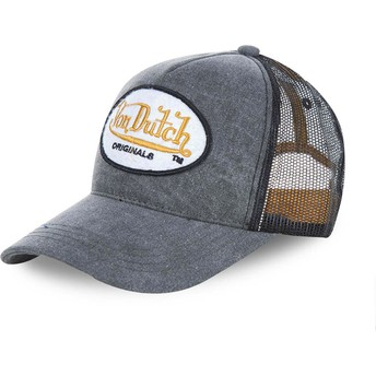 Gorra trucker gris OGJ de Von Dutch