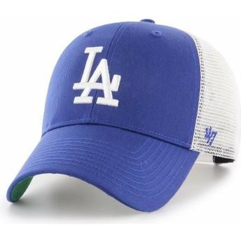 Gorra trucker azul de Los Angeles Dodgers MLB MVP Branson de 47 Brand