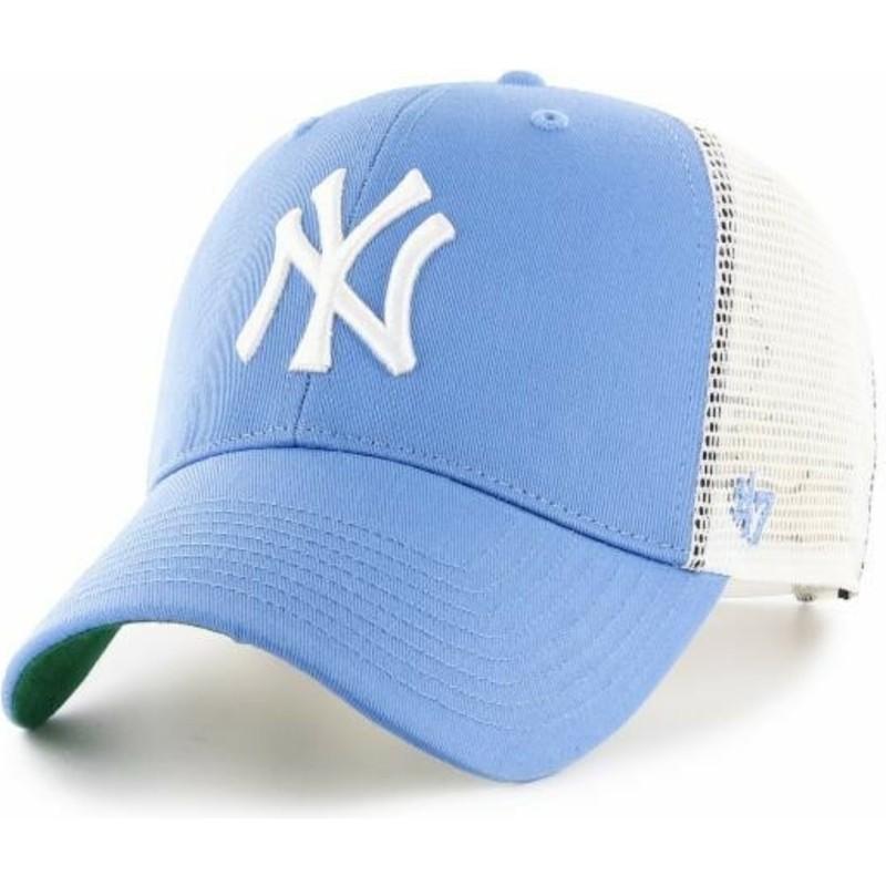 Gorra trucker azul claro para niño de New York Yankees MLB MVP ... 9fc940917f8