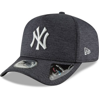 Gorra curva negra snapback 9FORTY Dry Switch A Frame de New York Yankees MLB de New Era