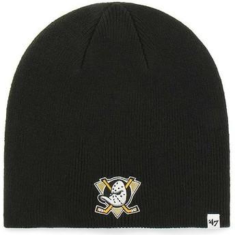 Gorro negro de Anaheim Ducks NHL de 47 Brand