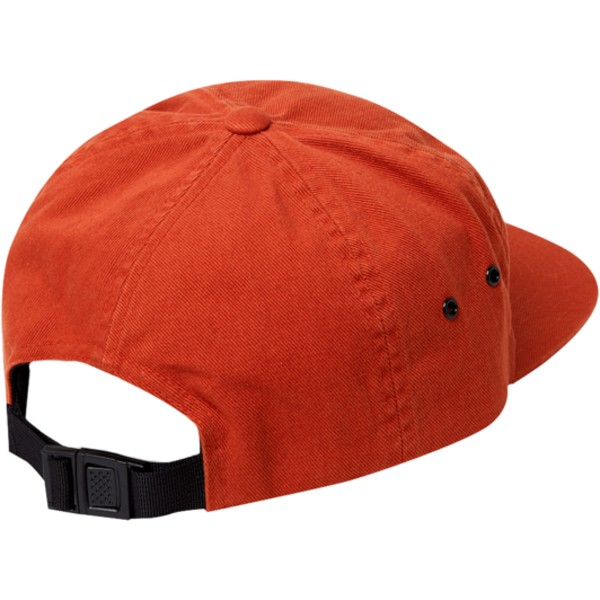 gorra-5-panel-marron-ap-hazelnut-de-volcom