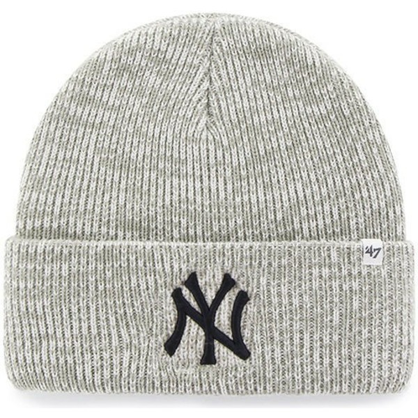 gorro-gris-de-new-york-yankees-mlb-cuff-knit-brain-freeze-de-47-brand