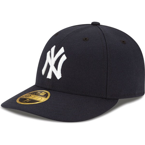 gorra-curva-azul-marino-ajustada-59fifty-low-profile-authentic-de-new-york-yankees-mlb-de-new-era