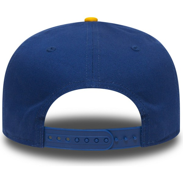 gorra-plana-azul-y-amarilla-snapback-9fifty-de-golden-state-warriors-nba-de-new-era