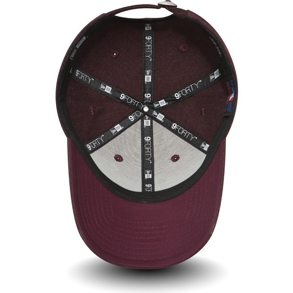 gorra-curva-violeta-ajustable-9forty-seasonal-heather-de-boston-red-sox-mlb-de-new-era