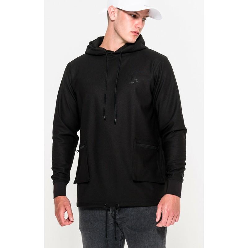 Sudadera con capucha negra Pullover Hoody Stealth de New York ... 832eacd5adb