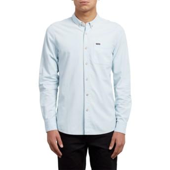 Camisa manga larga azul Clast Chlorine de Volcom
