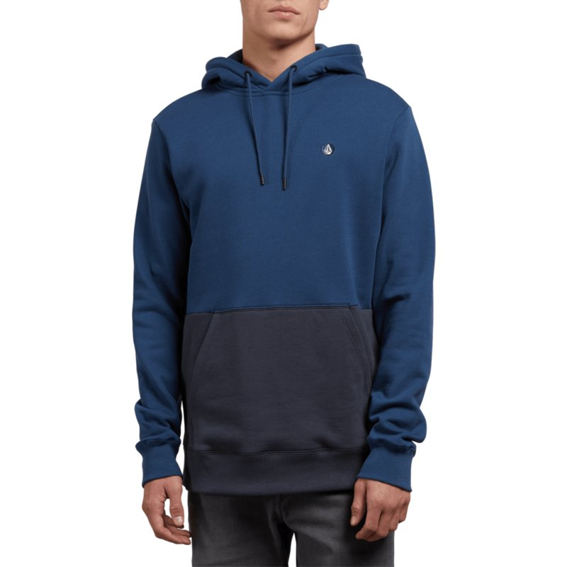 sudadera-con-capucha-azul-single-stone-division-matured-blue-de-volcom