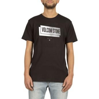 Camiseta manga corta negra Grubby Black de Volcom