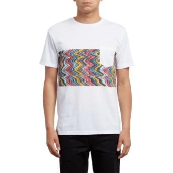 Camiseta manga corta blanca Lofi White de Volcom
