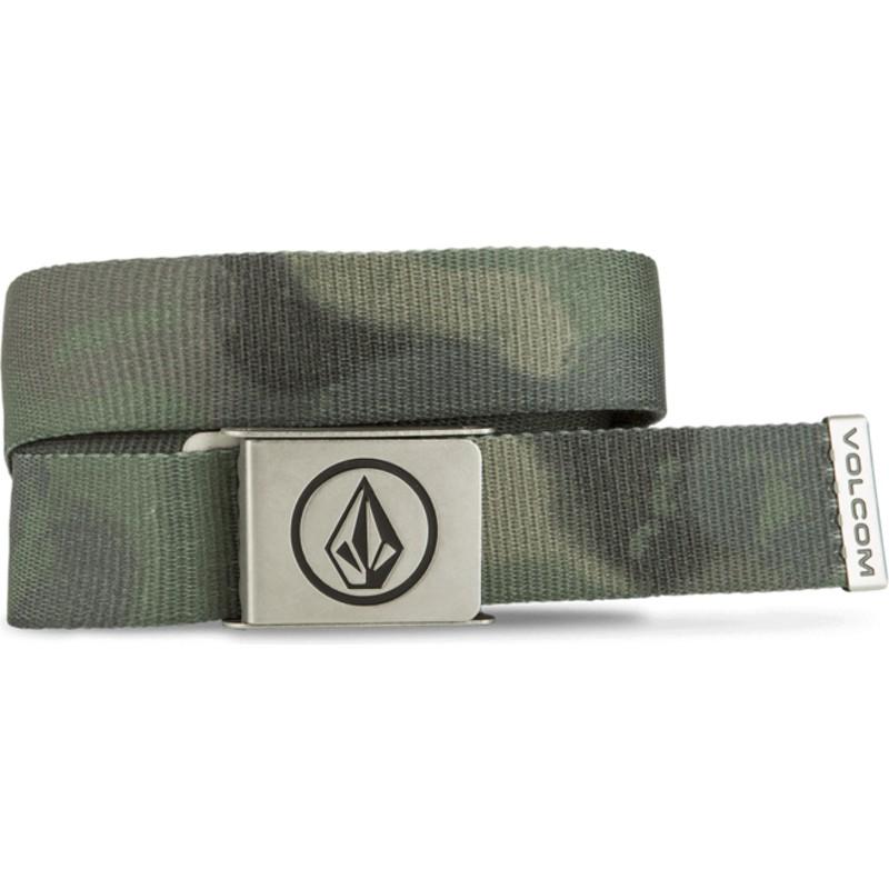 Cinturón camuflaje Circle Web Camouflage de Volcom  comprar online ... 2bb8ac7ff22e