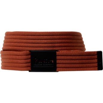 Cinturón marrón Banzai Web Hazelnut de Volcom