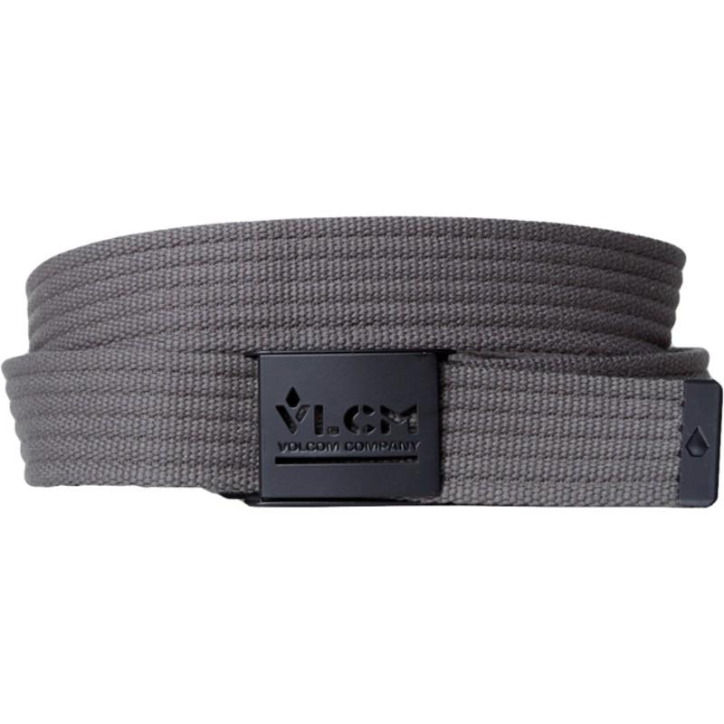Cinturón gris Banzai Web Old Blackboard de Volcom  comprar online en ... 6f02f29633d8