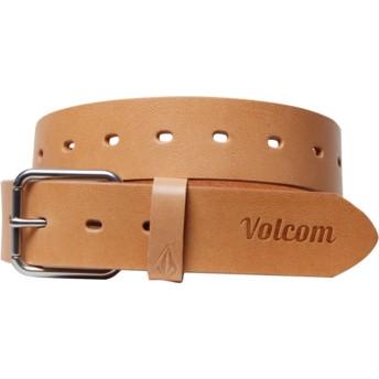 Cinturón crema Strangler Natural de Volcom