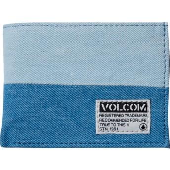 Cartera azul Ecliptic Cloth Indigo de Volcom
