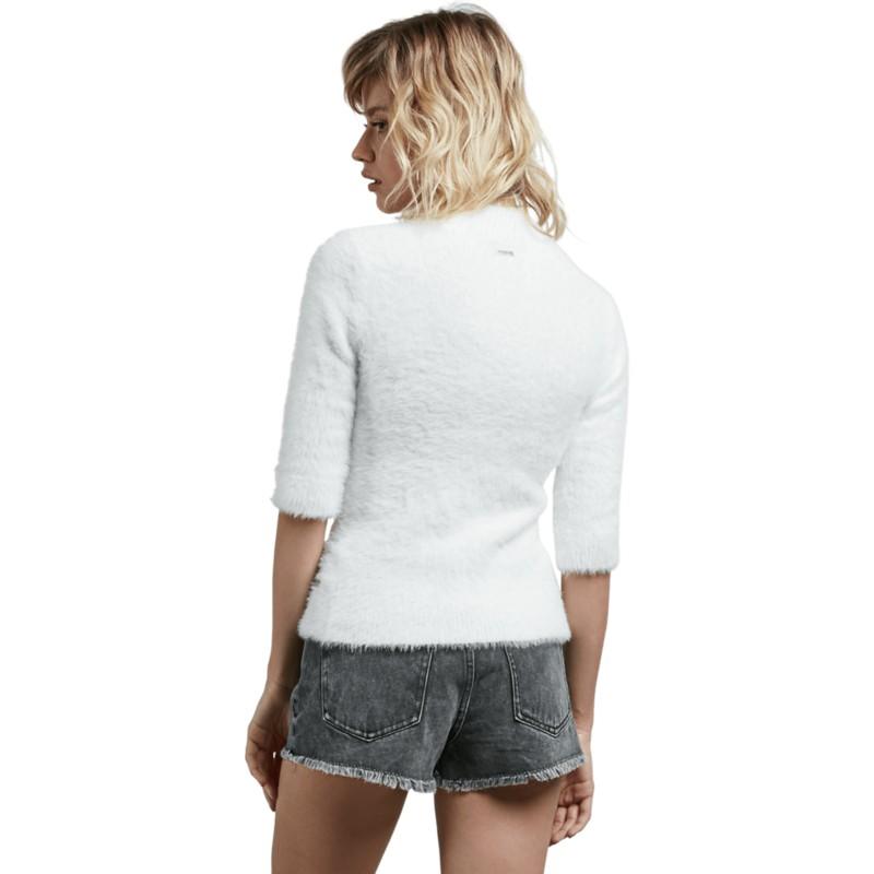 Jersey blanco Bunney Riot Star White de Volcom  comprar online en ... 0d0411446485