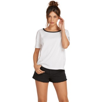 Camiseta manga corta blanca One Of Each White de Volcom