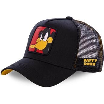 Gorra trucker negra Pato Lucas DAF1 Looney Tunes de Capslab