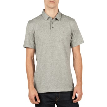 Polo manga corta gris Wowzer Navy Heather de Volcom