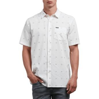Camisa manga corta blanca Trenton White de Volcom