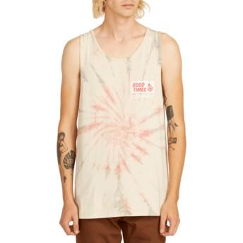 Camiseta sin mangas multicolor Volcom Is Good Multi de Volcom