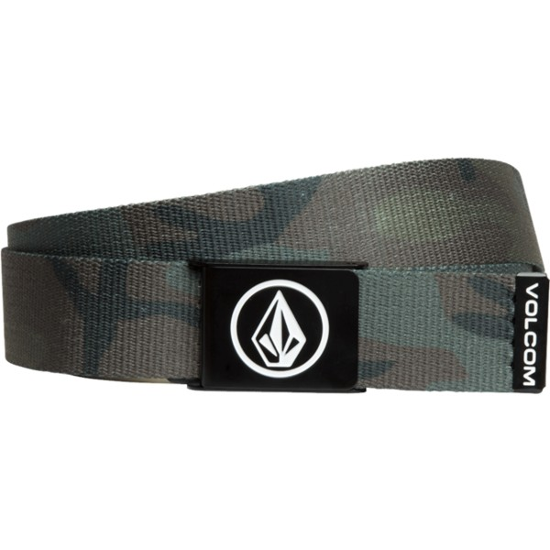 Cinturón camuflaje Circle Web Army de Volcom  comprar online en ... a5fba3414285