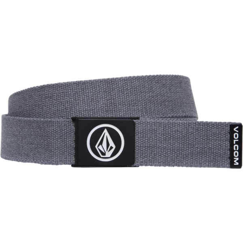 Cinturón gris Circle Web Charcoal Heather de Volcom  comprar online ... 6502b914af68