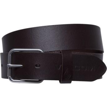 Cinturón marrón Effective Brown de Volcom