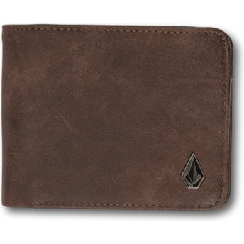 Cartera marrón 3in1 Brown de Volcom