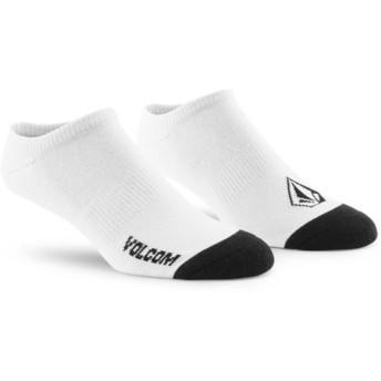 Calcetines blancos Stone Ankle White de Volcom