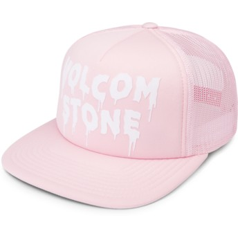 Gorra trucker rosa Liberate Light Pink de Volcom