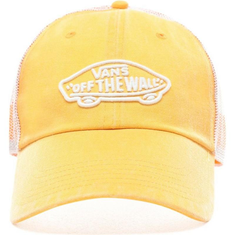 Gorra trucker amarilla Acer de Vans  comprar online en Caphunters 4ef7b04f4ce