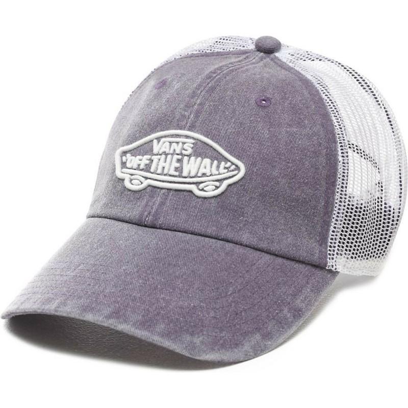 Gorra trucker violeta Acer de Vans  comprar online en Caphunters 566285fe272