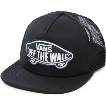 Gorra trucker negra Beach Girl de Vans
